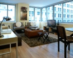 FINANCIAL DISTRICT LUXURY RENTAL BUILDING - BEAUTIFUL ENORMOUS SPACED THREE BEDROOMS TWO BATHROOMS APARTMENT